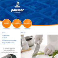 POUSSER CATERING S.A.